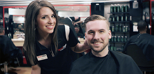 Sport Clips Haircuts of Cannery Corner  Haircuts